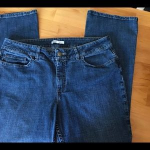 Lee Riders Mid Rise bootcut jeans size 16P